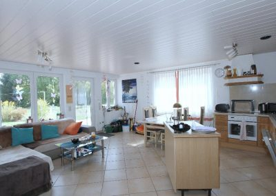 Wohnbereich Anbau 11 b