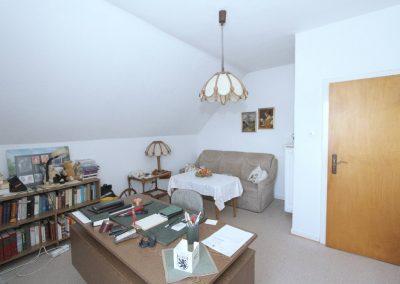 Schlafzimmer 3 im Dachgeschoss
