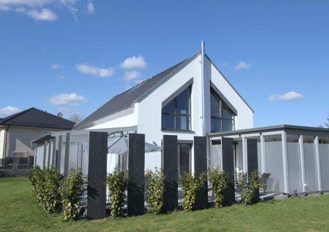 komfortables, hochwertig ausgestattetes Architektenhaus in moderner offener Bauweise