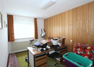 Büro bzw. Schlafzimmer 2 in der Wohneinheit 2