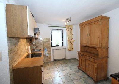 Küche im EG des alten Hauses