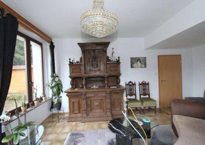 lichtdurchfluteter Wohnraum I im Erdgeschoss