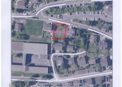 Luftaufnahme Gymnasialstraße