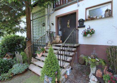Eingang Hinterhaus