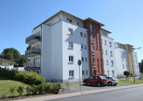 komfortable Eigentumswohnung mit Balkon, Aufzug, Tiefgaragen-Stellplatz und Keller in Daun