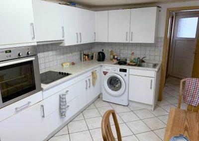 ,Küche im Erdgeschoss