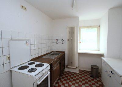 Gewerbeeinheit T1 im Haupthaus EG / Küche