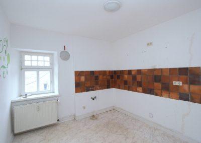 Küche in Wohnung 4 (DG Haupthaus)