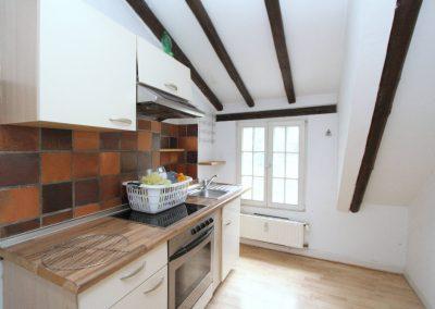 Küche Wohnung 2 (DG Anbau)