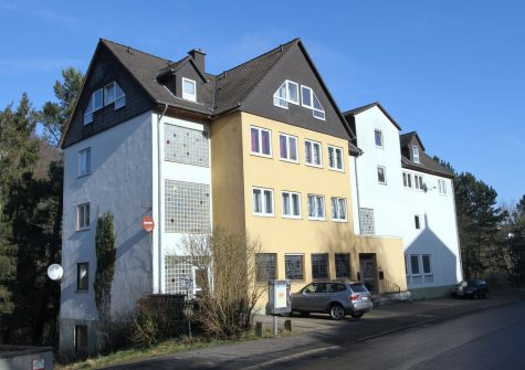 Mehrfamilienhaus mit 10 Wohnungen, Seminarräumen und Ausbaureserve in Gerolstein