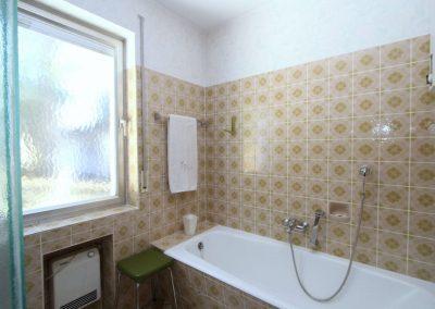 Bad in der Hauptwohnung